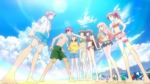 Baka To Test To Shoukanjuu Ni Episode 01 The Anime