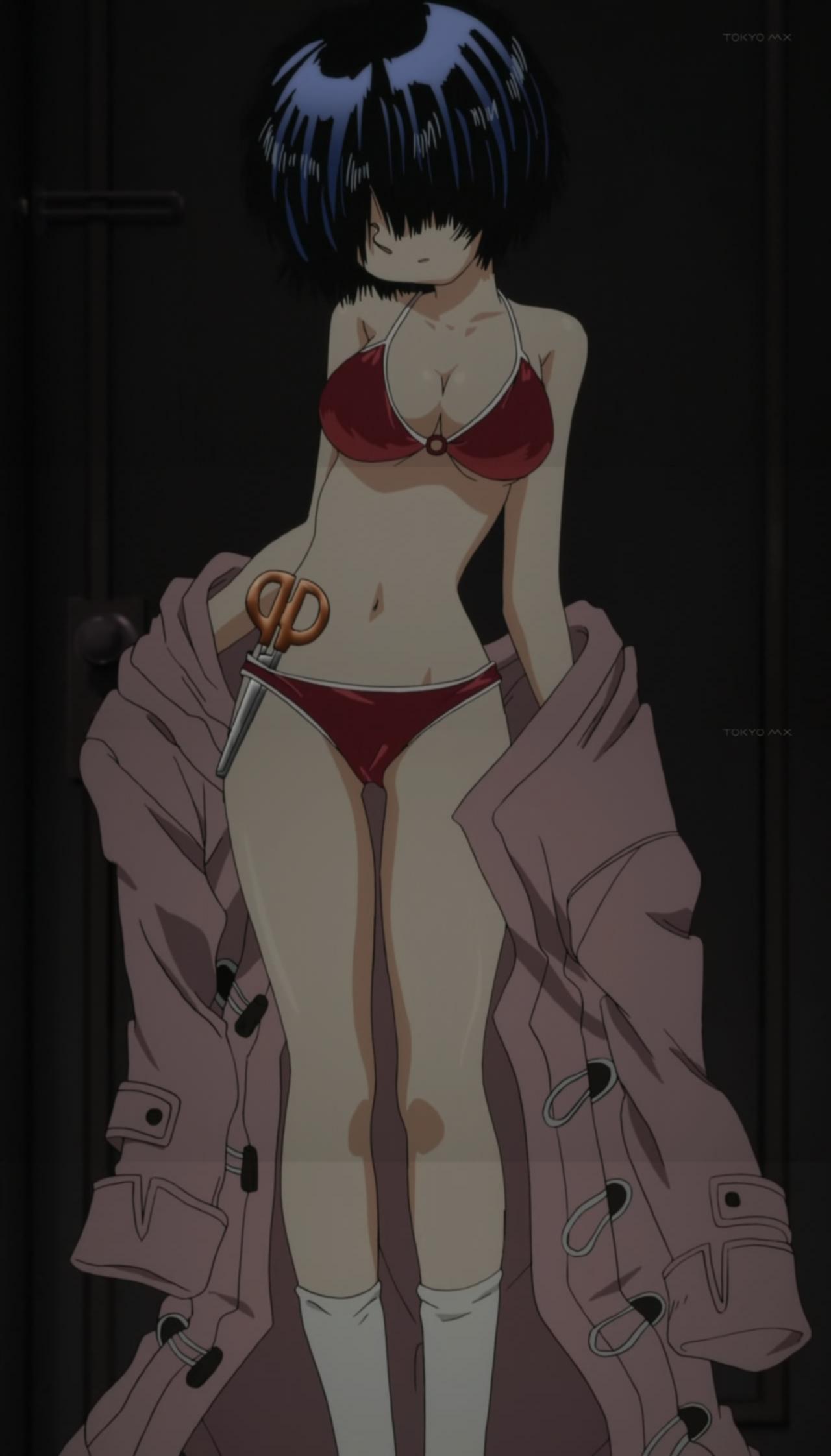 cual es el anime de la imagen Nazo-no-kanojo-x-07-02-large