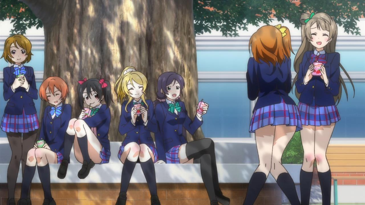 love live  school idol project season 2 episode  13