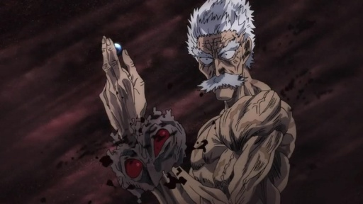 Wallpaper Silver Fang: One Punch Man Silver Fang Student