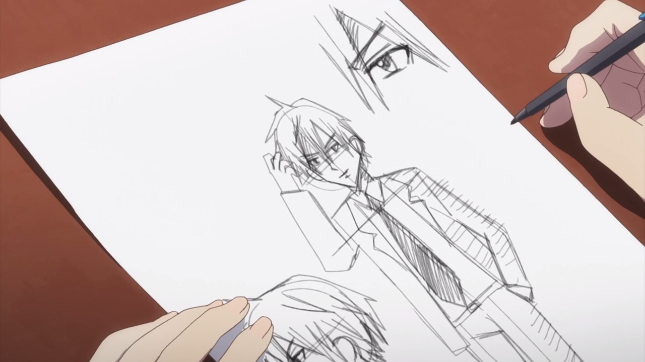 By The Way It Appears That Theyll Create A Short Anime In Time For School Festival Where Itll Revolve Around